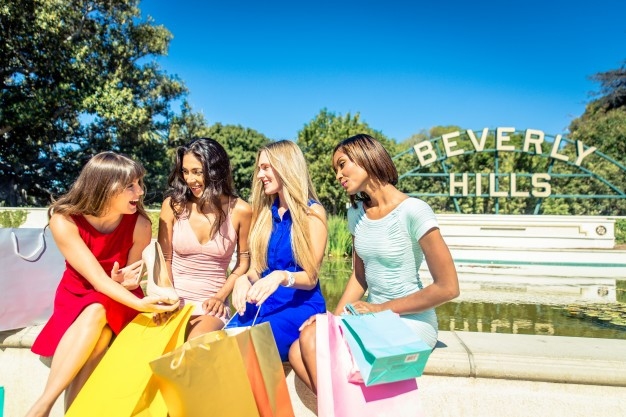 beverly hills vacation
